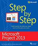 img - for Microsoft Project 2013 Step by Step book / textbook / text book