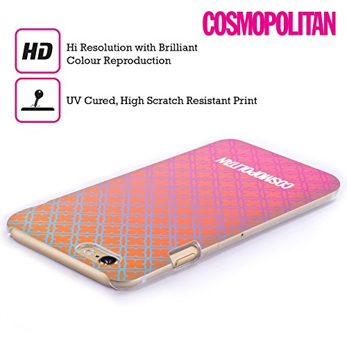 Official Cosmopolitan Ombre 1 Fun Summer Hard Back Case for Apple iPhone 4 / 4S