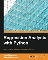 Regression Analysis with Python Front Cover