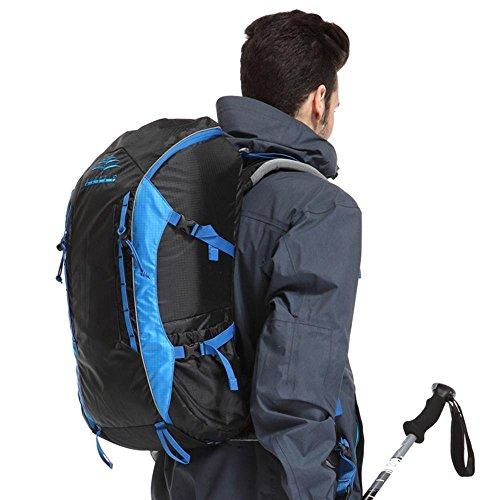BUSL Bergsteigen Tasche Schulter männlich weiblich im Freien Wanderrucksack Schulter-Reitausflug