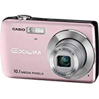Casio EX-Z33PK 10.1MP Digital Camera with 3x Optical Zoom and 2.5 inch LCD (Light Pink) Review Review Image