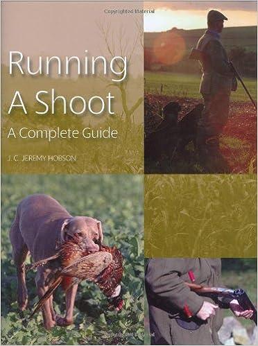 Libro en línea para descarga gratuita Running a Shoot: A Complete Guide (Literatura española) MOBI