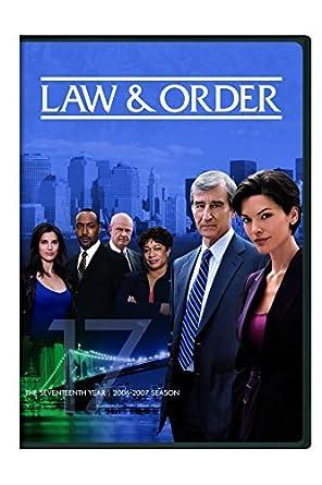 Amazon com: Law & Order: The Seventeenth Year [DVD] [Region