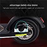 ZQQ-Monopattino-Elettrico-per-Adulti-Scooter-Pieghevole-350-W-Motori-velocit-Massima-217-mph-Portata-Massima-124-Miglia-Display-LCD-Pneumatici-da-85-Pollici-per-Adolescenti-Adulti
