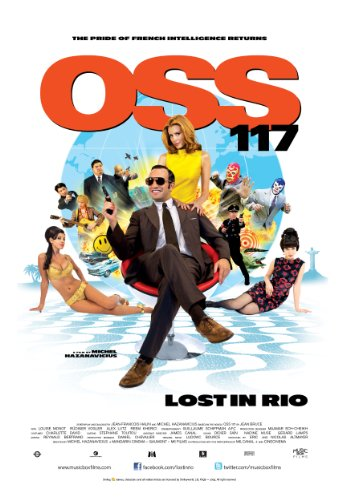 OSS 117: Lost in Rio (English Subtitled) (Cairo Collection)