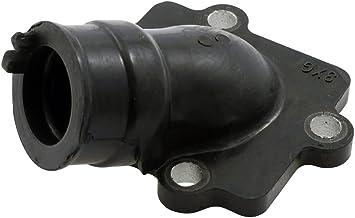 2extreme Standard Ansaugstutzen Kompatibel Für Yamaha Aerox Axis Breeze Jog R Rr Neos Vento Triton 50cc Auto