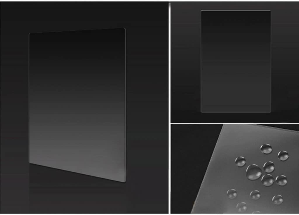 SM SunniMix ZOMEI 150x100mm Gradual Densidad Neutra Cuadrado Objetivo Filtro ND para Cokin Gris Nd8