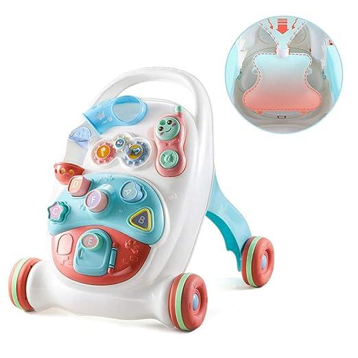 Primeros Pasos Bebé Andadores, Andador De Bebé Interactivo, Patas ...