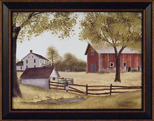 The Old Springhouse by Billy Jacobs 15x19 Farmhouse - Primitive Decor Pictures