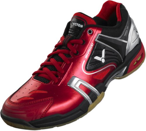 Chaussures mixte 6 Rot Red 802 Trainingsschuh 3 à V de 100 Victor course pied adulte q1PYxaBw