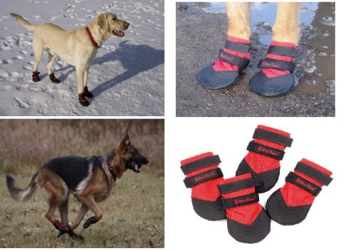 ULTRA PAWS DURABLE DOG BOOTS (Extra Small), My Pet Supplies
