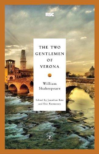 The Two Gentlemen Of Verona (Modern Library Classics)