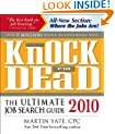 Knock'em Dead 2010: The Ultimate Job Search Guide