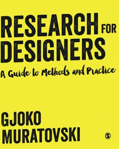 - Research for Designers
