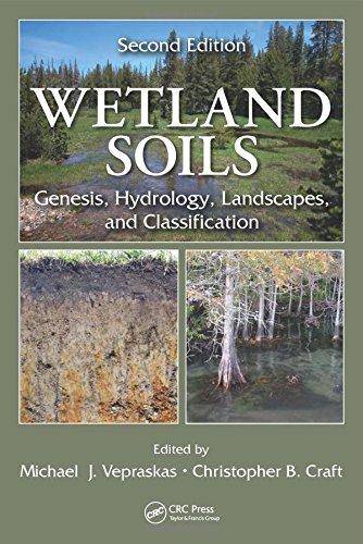Wetlands Soils:Genesis,Hydrology,...