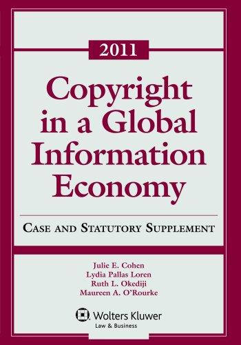 Copyright Global Information Economy, 2011 Case &...