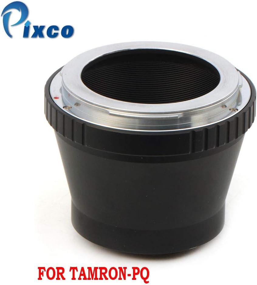 Pixco Lens Adapter for TaMron Adaptall II AD 2 Lens to Pentax Q Camera for Pentax Q-S1 Q10 Q7 Q
