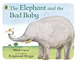 Elephant and the Bad Baby (Puffin Picture Books)