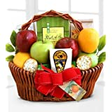 Fruitful Greetings Fruit & Gourmet Basket