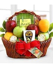 Fruitful Greetings Fruit & Gourmet Basket
