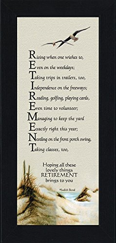 Retirement, Gifts for Men and Women Picture Frame, Retiremen