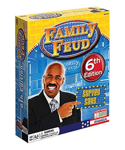 family feud board game instructions - 1