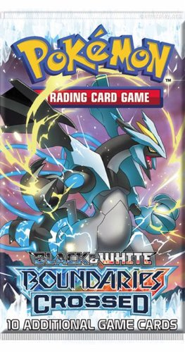pokemon black and white packs - 5