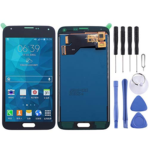 iPartsBuy LCD Screen (TFT) + Touch Panel Replacement for Samsung Galaxy S5 / G900, G900F, G900I, G900M, G900A, G900T, G900W8, G900K, G900L, G900S (Black)