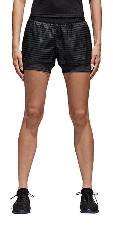 d39e046d2a32 Amazon.com   adidas Womens Soccer Tango 2-in-1 Shorts   Sports ...