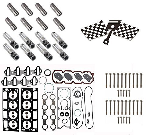 Gm 5.3 AFM Lifter Replacement Kit. Head Gasket Set, Head Bolts,  Full Lifter Set. ()