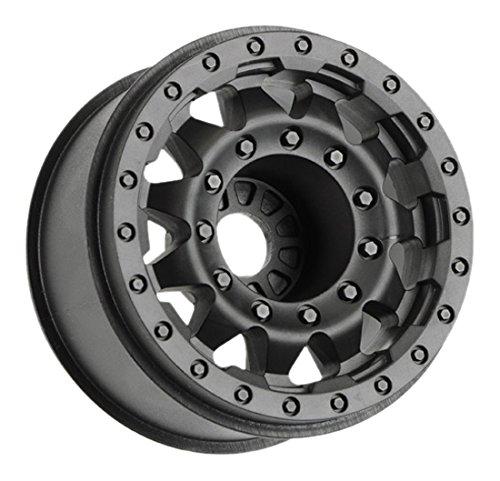 PROLINE 275503 F-11 2.8 (Traxxas Style Bead) Black Wheels