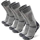 Merino Wool Hiking & Walking Socks 3 pack (Light...