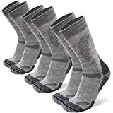 Merino Wool Hiking & Walking Socks for Men, Women & Kids, Trekking, Multipack
