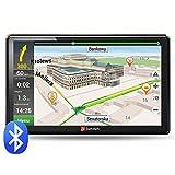 Best Bluetooth Gps - junsun 7-Inch HD Car GPS Navigation Bluetooth AVIN Review