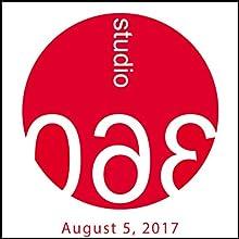 Studio 360 (English): 08-05-2017 Radio/TV Program Auteur(s) : Kurt Andersen Narrateur(s) : Kurt Andersen