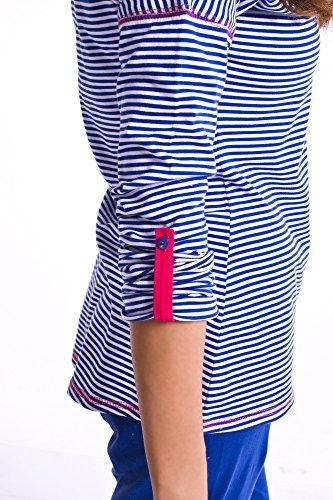 dn-nightwear - Pijama - para mujer azul marino