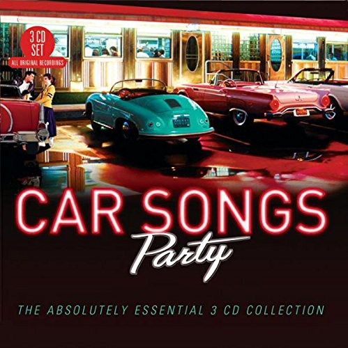(Car Songs Party: The Absolutely Essential 3CD Collection / Various)