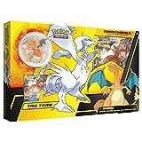 Pokemon 80393 Reshiram & Charizard-GX Figure Box