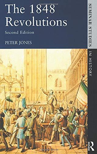 The 1848 Revolutions