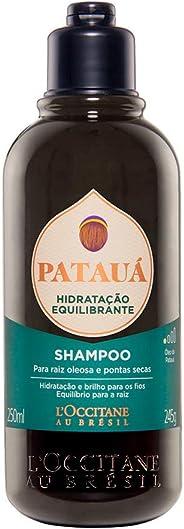 Shampoo Hidratação Equilibrante Patauá L'Occitane au Brésil 250ml