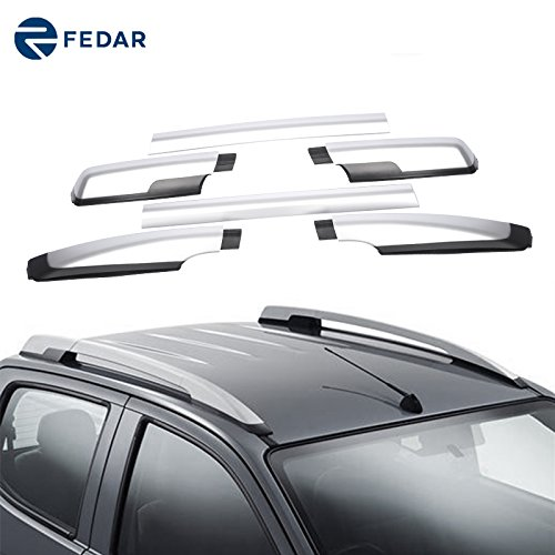 Fedar Roof Side Rail for 2012-2017 Isuzu D-Max