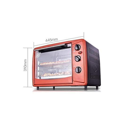 THOR-BEI Horno eléctrico Home Baking Horno pequeño microondas -13 ...