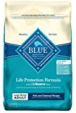 Cheap Blue Buffalo Life Protection Formula Natural Adult Large Breed Dry Dog Food, Fish and Oatmeal 30-lb