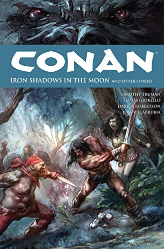 Iron Shadow (Conan Volume 10: Iron Shadows in the Moon)
