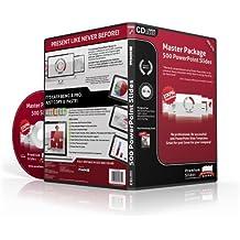 500 Premium PowerPoint Template Slides - Master Package - Premiumslides.com