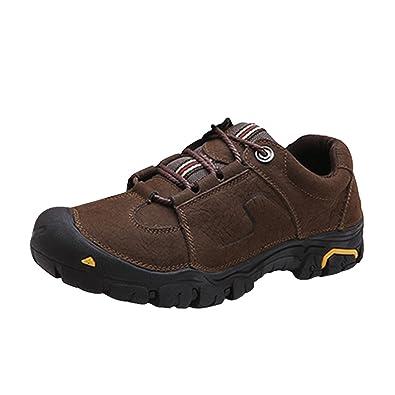 uk availability 4d6b9 652fc CHENGYANG Wanderschuhe Bequem Trekking Schuhe Herren Sports ...