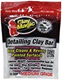 Clay Magic Red Medium Grade Detailing Clay Bar