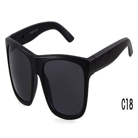 Yangjing-hl Gafas de Sol Hombres Mujeres Conducción Montura ...