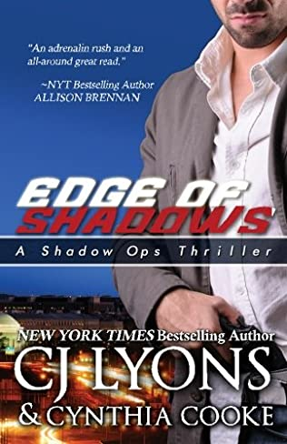 book cover of Edge of Shadows