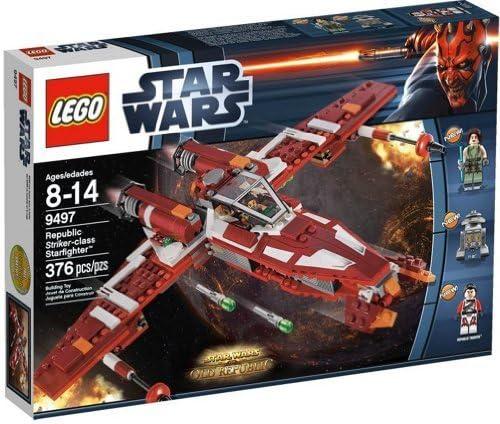 LEGO (Star Wars Republican Striker Class Star Fighter (TM) 9497